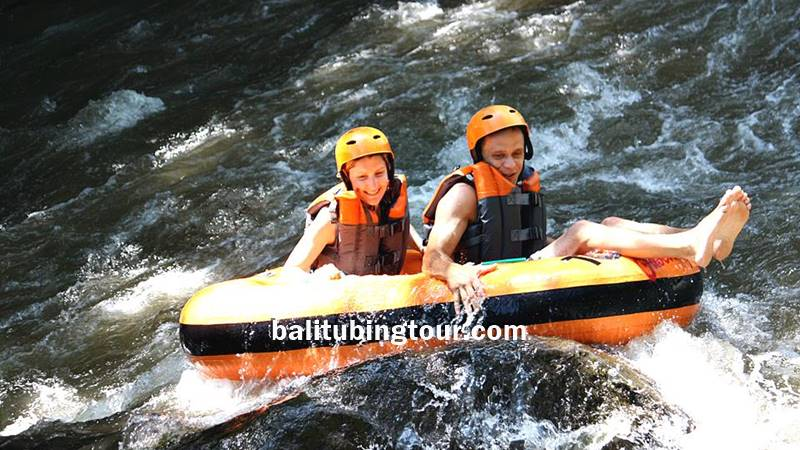 ayung river tubing