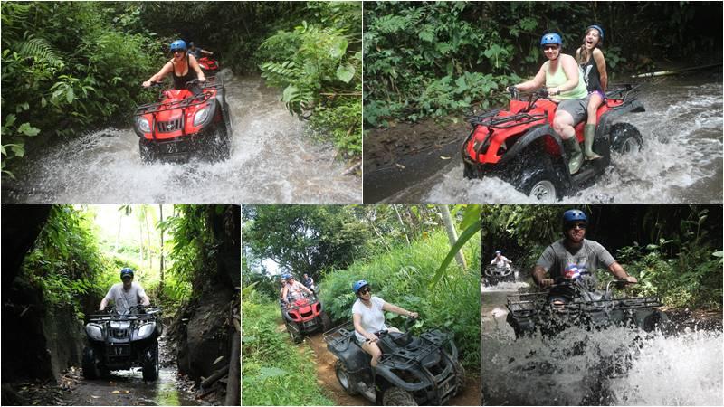 Bali Taro ATV ride