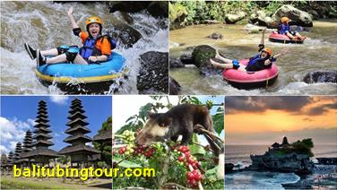 The Top Bali Tubing Combination Packages 10