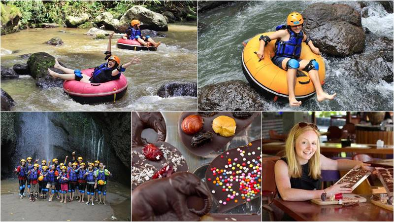 Penet River Tubing + Pod Chocolate Tour 1